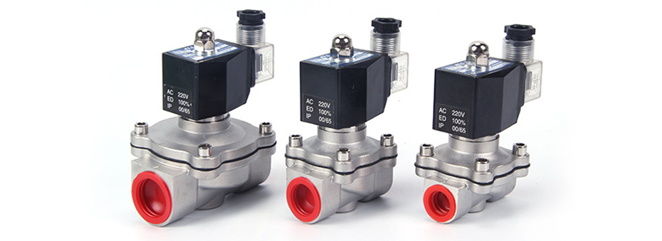 Stainless Steel Water Electric Actuator Valve 3/8