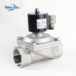 2 Inch Stainless Steel Solenoid Valve