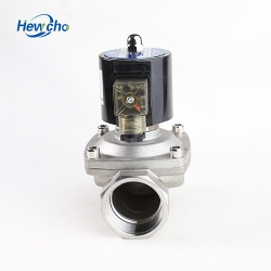 1.5 Inch Stainless Steel Solenoid Valve